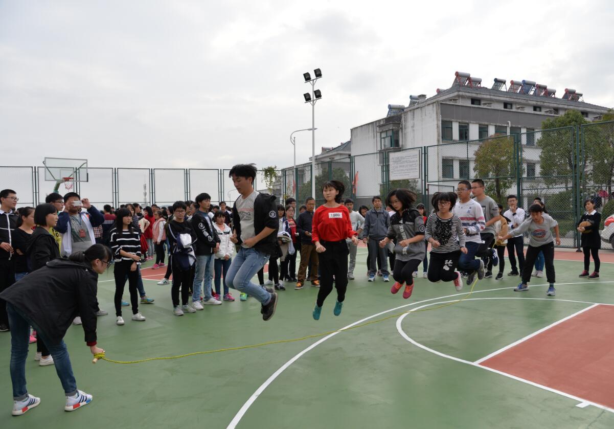 野寨中学第十二届校园文体艺术节赛场掠影(2)